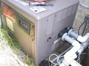 Heat pump professional contractor